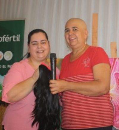 Inicia curso de elaboración pelucas oncológicas
