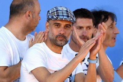 Colocan a Guardiola en la Juventus