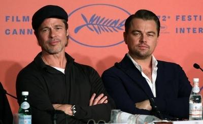 HOY / Brad Pitt y Leonardo DiCaprio, la revolución de Cannes