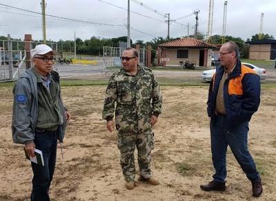 Fuerzas Armadas apoyan evacuación y traslado a refugios