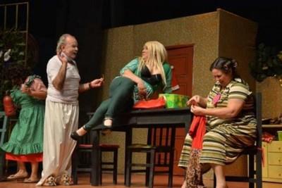 El Teatro Latino Continúa Con Dos Obras De Teatro