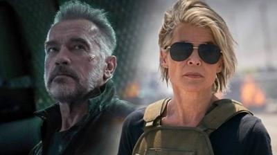 "HOY / Tráiler de ""Terminator"" vuelve a contar con la actuación de Schwarzenegger y Hamilton"