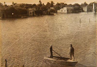 A 36 años de la inundación de Pilar, esperan que la historia no se repita