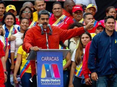 """Maduro defiende a Huawei: """"He ordenado una inversión inmediata junto a los hermanos chinos"""""""