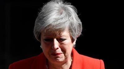 Theresa May dejará el cargo el 7 de junio