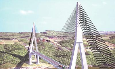 Franqueños esperan con expectativas el puente