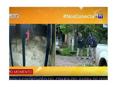 Policía detiene a otro sospechoso del crimen de hincha de Cerro