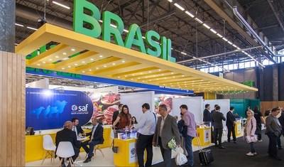 Brasil busca habilitar más plantas para exportar carne a China