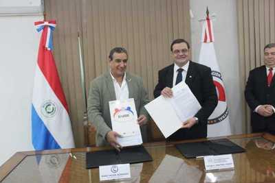 Firman acuerdo para mejorar atención y servicios a personas con discapacidad