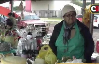 Tradicional Feria Granjera se desarrolla en la Costanera de Asunción