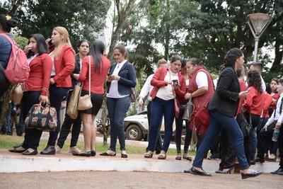 "Convocan a movilización contra ""planilleros"