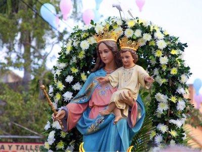Católicos recuerdan a la Virgen María Auxiliadora en Paraguay