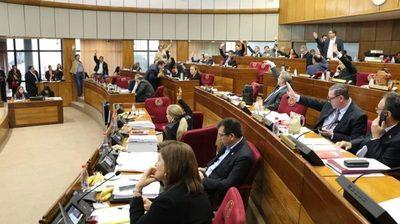 Senado envía a comisiones pedido de inspección a banco Basa