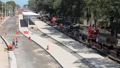 Desmontarán obras del Metrobús, confirma MOPC