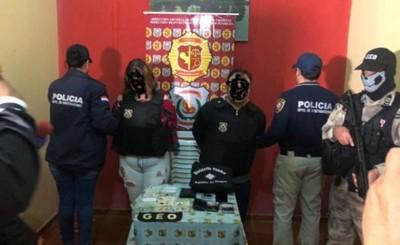 Brasileño con frondosos antecedentes detenido en Franco
