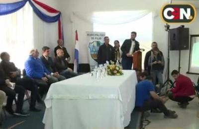 Audiencia pública en municipalidad de Pilar