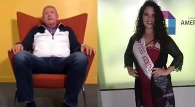 """La Miss Gordita Sobre Los Dichos De Schupp: """"Siento Pena Por Este Señor"""""""