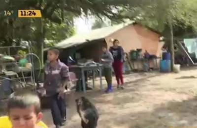 Desborde de un arroyo dejó 120 familias afectadas