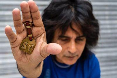 Sergio Gramática adelantó canciones de su primer disco solista en Asunción