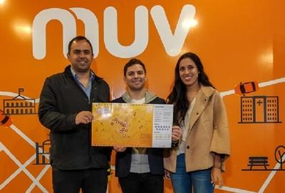 Con juego interactivo, MUV busca incentivar viajes