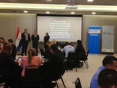 Imparten talleres de diagnóstico para mejorar el desempeño de las instituciones estatales