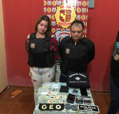 Supuesto líder de una facción criminal del Brasil fue expulsado del país