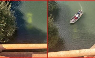 Un fallecido y un sobreviviente tras caída de vehículo al Río Yguazú