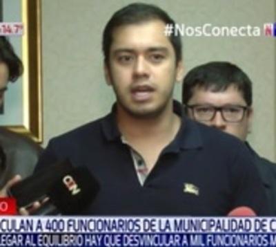 CDE: Prieto anuncia desvinculación de 700 funcionarios de la comuna
