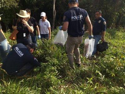 Hallan más restos óseos de alemán asesinado en Caaguazú
