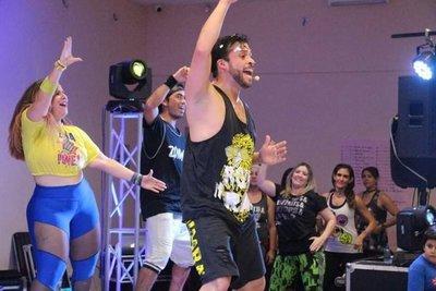 Zumba: la felicidad de poder bailar