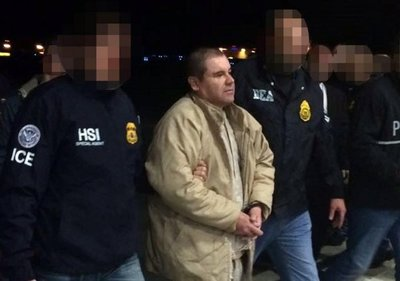 """EE.UU. cree que """"El Chapo"""" pide ejercicio al aire libre para intentar escapar"""