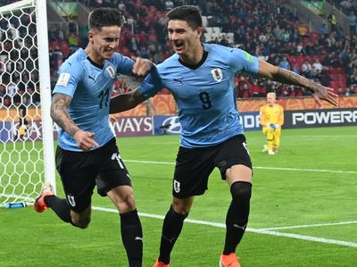 Compacto Uruguay 3-1 Noruega