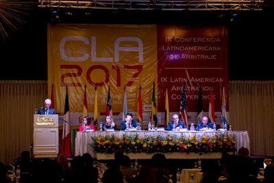 """Paraguay será sede de la """"XI Conferencia Latinoamericana de Arbitraje"""""""