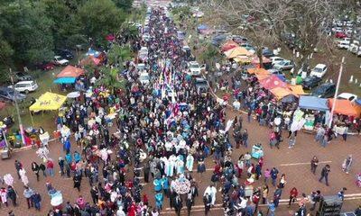 Steckling anima a no rendirse en homilía en festividad de María Auxiliadora