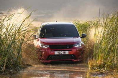 """La próxima Discovery Sport de Land Rover """"verá"""" más allá de lo evidente"""