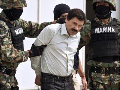 El Chapo pide ejercicio al aire libre para intentar escapar, según EEUU