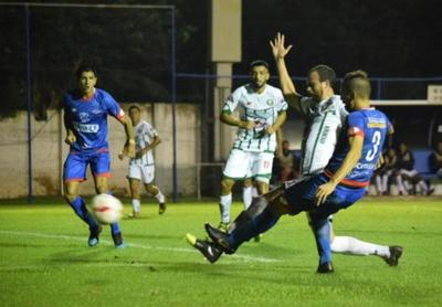 Nueva derrota del Deportivo Caaguazú