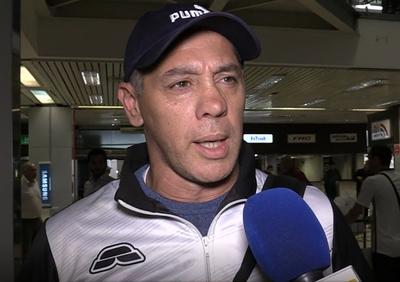 Pablo Caballero confía en la remontada del Deportivo Santaní