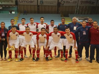 Cerro Porteño pierde y se despide del Mundial de Futsal FIFA sub-20