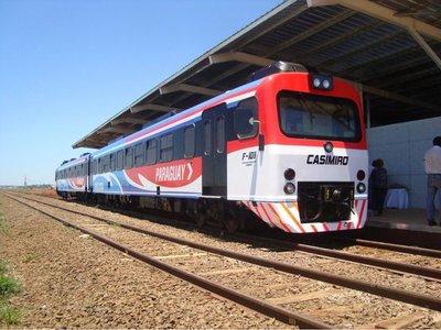 Confirman a seis oferentes  para el tren de cercanías