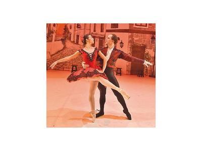 Versión  ballet del clásico Don Quijote sube a escena hoy