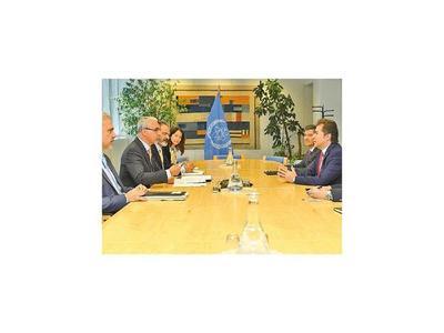 Castiglioni pide a la OIEA más apoyo técnico en área nuclear