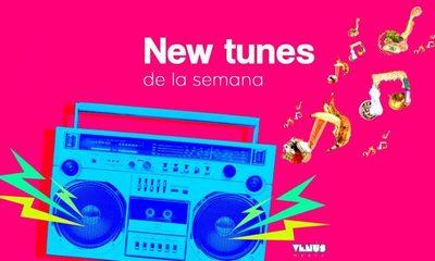 New Tunes de la semana 24/05/19