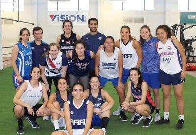 La selección de básquetbol ya tiene rivales para Juegos Panamericanos