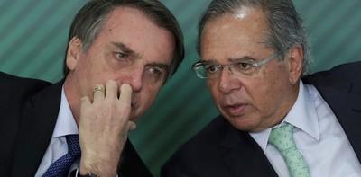 Roces entre Bolsonaro y su ministro por reforma jubilatoria