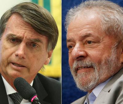 Lula comparó al presidente de Brasil con Nerón.