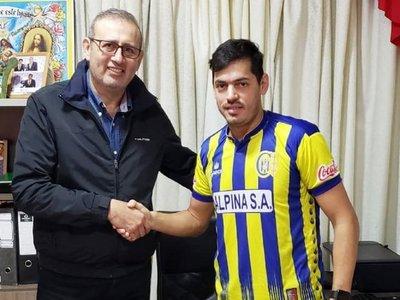 Lucho Cáceres tiene nuevo equipo