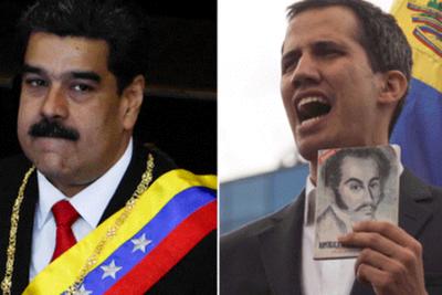Guaidó advierte con el uso de la fuerza para sacar a Maduro