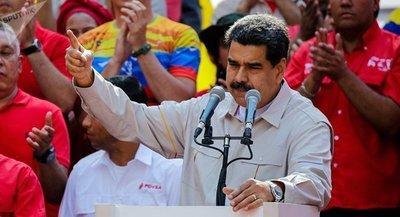 Maduro exhorta a los venezolanos a prepararse para un combate con EE.UU.