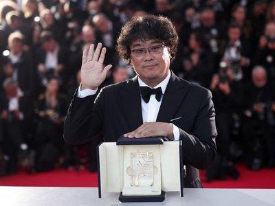 El surcoreano Bong Joon-Ho se lleva la Palma de Oro de Cannes